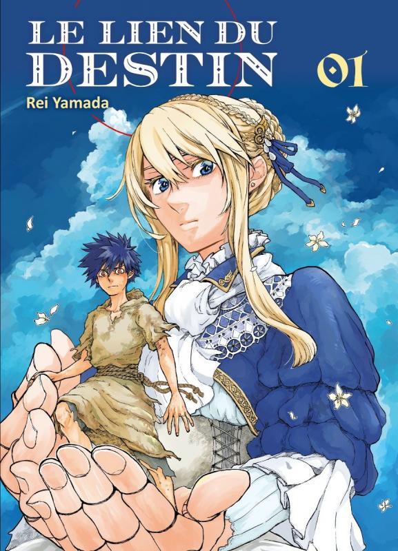 Le lien du destin T1, manga chez Komikku éditions de Yamada