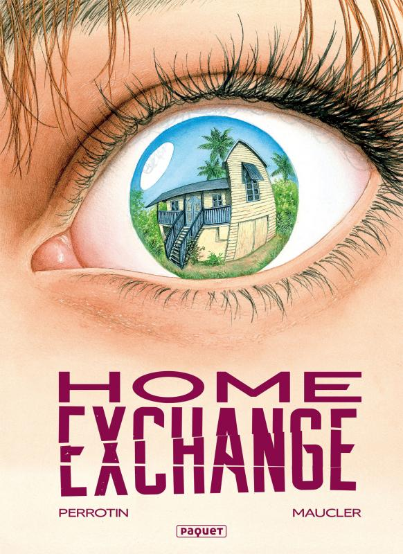 Home exchange, bd chez Paquet de Perrotin, Maucler