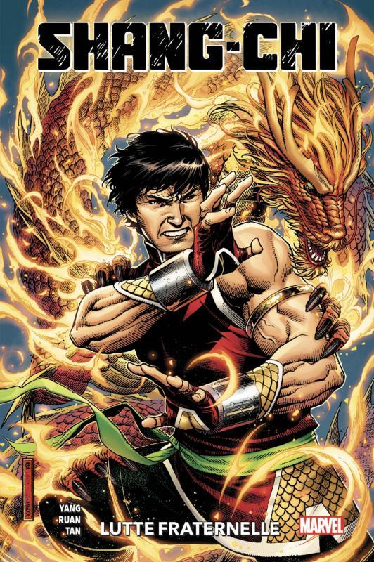 Shang-Chi T1 : Lutte fraternelle (0), comics chez Panini Comics de Luen yang, Ruan, Tan, Cheng, Cheung