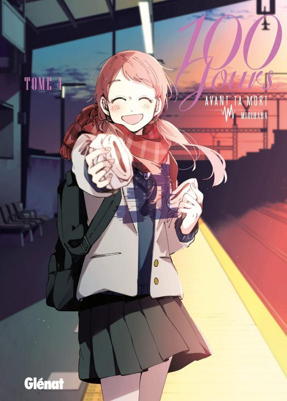 100 jours avant ta mort  T4, manga chez Glénat de Migihara