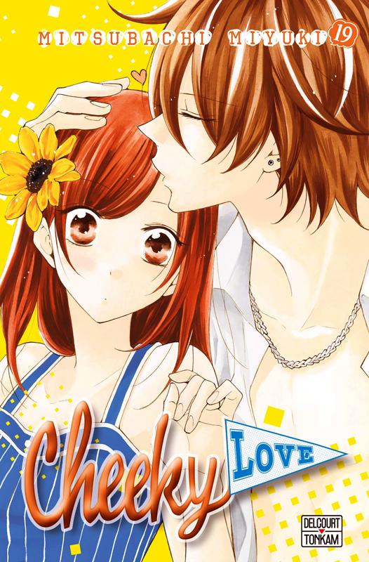 Cheeky love T19, manga chez Delcourt Tonkam de Mitsubachi