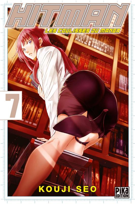 Hitman T7, manga chez Pika de Seo