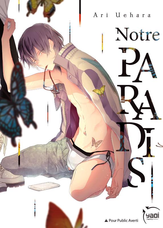 Notre paradis, manga chez Taïfu comics de Uehara