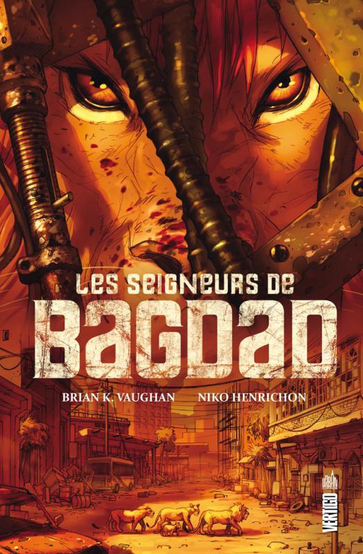 Pride of Baghdad : Les seigneurs de Bagdad (0), comics chez Urban Comics de Vaughan, Henrichon