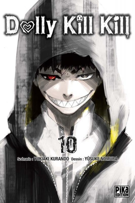 Dolly kill kill T10, manga chez Pika de Kurando, Nomura