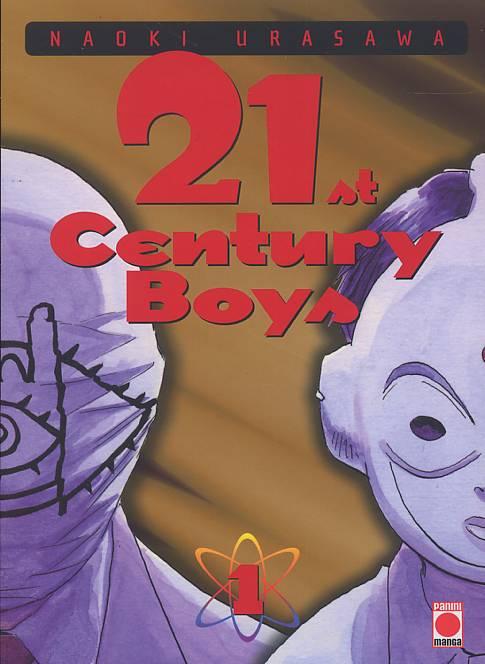 21st Century Boys T1, manga chez Panini Comics de Nagasaki, Urasawa