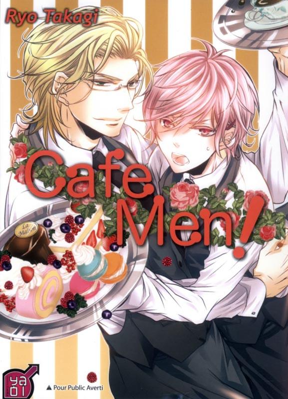Cafe men !, manga chez Taïfu comics de Takagi
