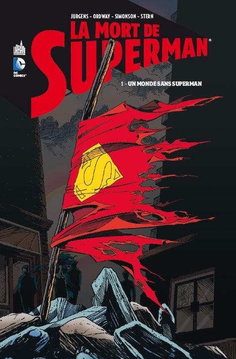 La mort de Superman T1 : Un monde sans Superman (0), comics chez Urban Comics de Jurgens, Simonson, Messner-Loebs, Kesel, Janke, Ordway, Stern, Simonson, Rodier, Guice, Swan, Grummet, Bogdanove, Whitmore, d'Angelo