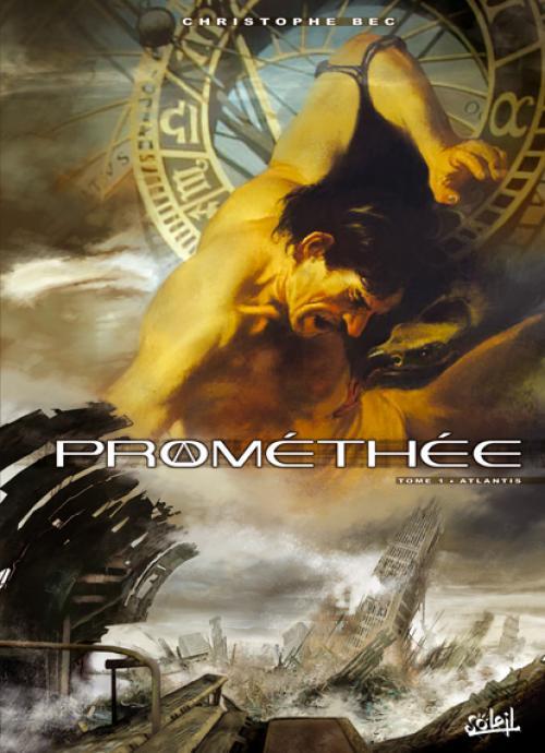 Prométhée – cycle 1, T1 : Atlantis (0), bd chez Soleil de Bec, Gérard