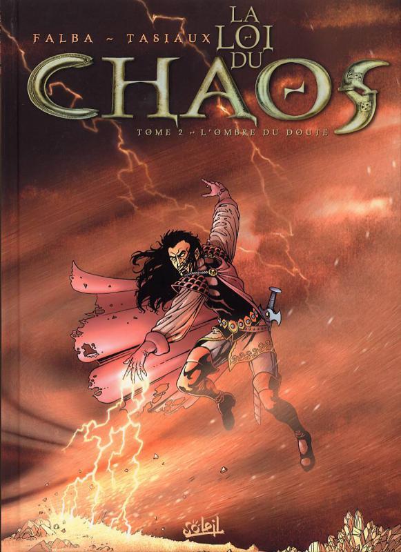 La loi du chaos T2 : L'ombre du doute (0), bd chez Soleil de Falba, Tasiaux, Pinchon