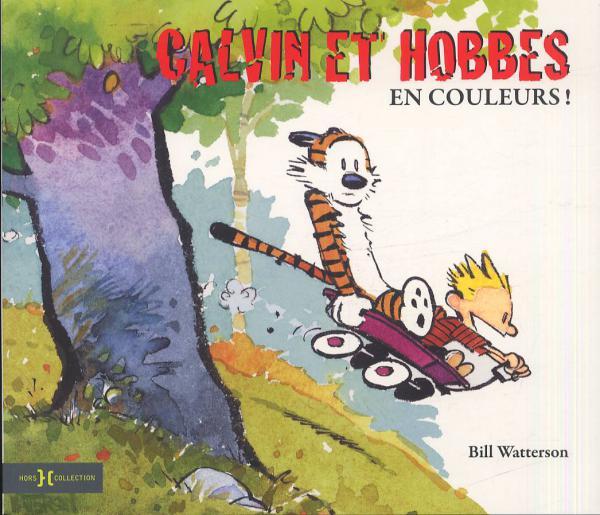 Calvin et Hobbes : En couleurs ! (0), comics chez Hors Collection de Watterson