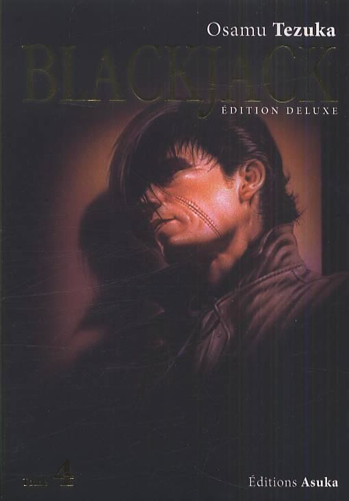 Black Jack Edition Deluxe T4, manga chez Asuka de Tezuka