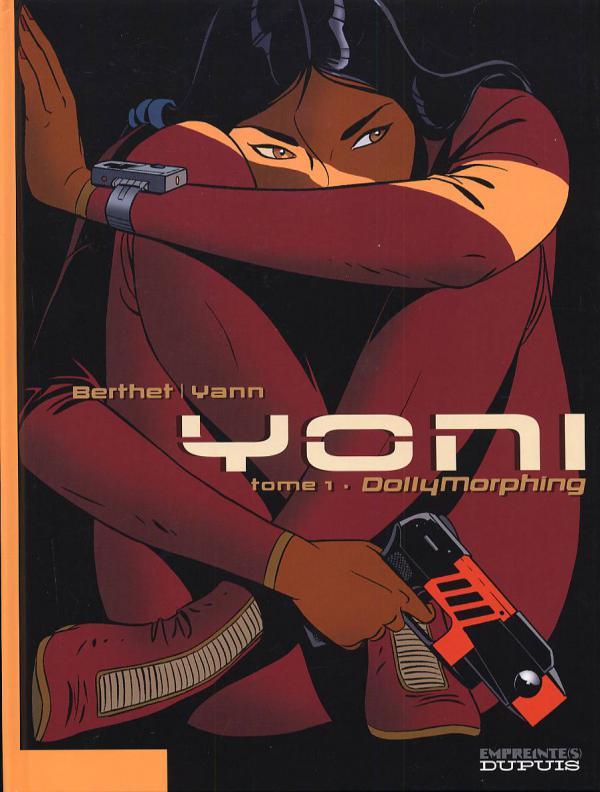 Yoni T1 : Dollymorphing (0), bd chez Dupuis de Berthet, Yann, Lerolle