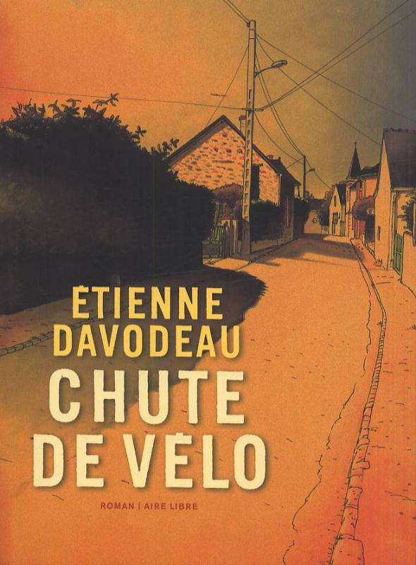 Chute de vélo : Chute de vélo (0), bd chez Dupuis de Davodeau