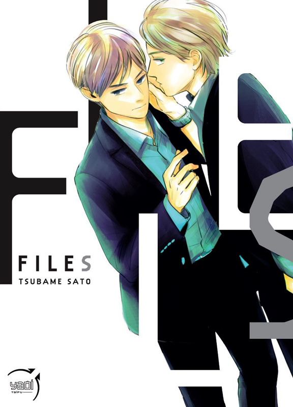 Files, manga chez Taïfu comics de Sato