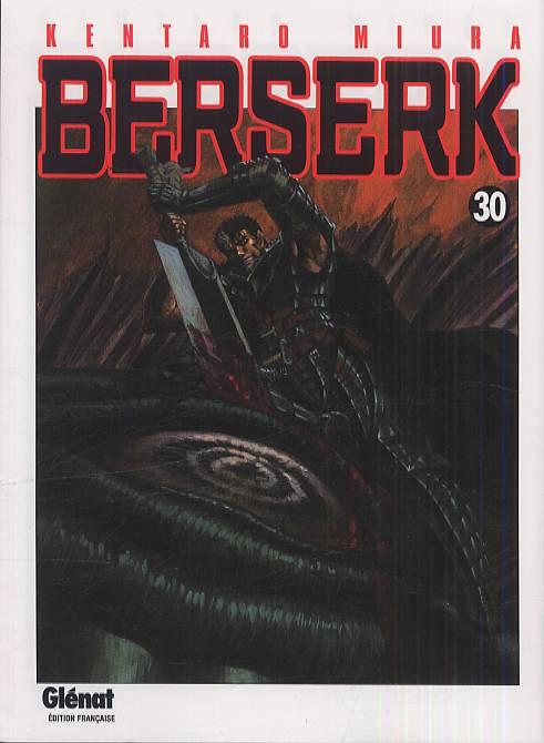 Berserk T30, manga chez Glénat de Miura