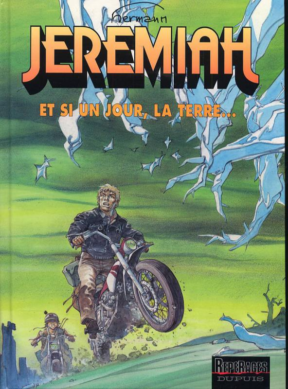 Jeremiah T25 : Et si un jour, la terre... (0), bd chez Dupuis de Hermann