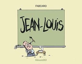 Jean-Louis, bd chez Glénat de Fabcaro