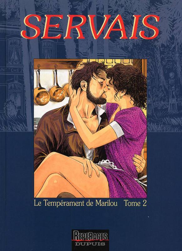 La mémoire des arbres T12 : Le tempérament de Marilou, tome 2 (0), bd chez Dupuis de Servais