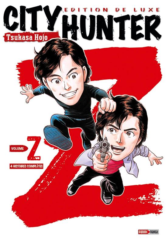 City Hunter X, Y, Z : Z - 4 histoires complètes (0), manga chez Panini Comics de Hôjô