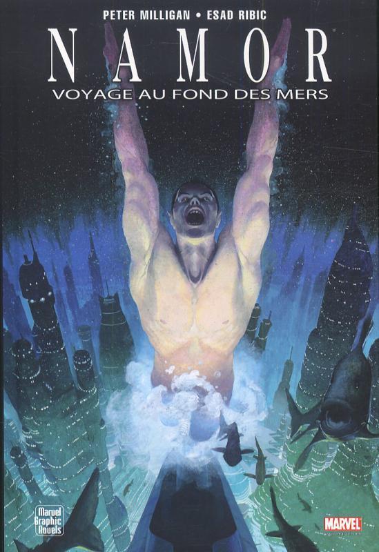 Namor : Voyage au fonds des mers (0), comics chez Panini Comics de Milligan, Ribic