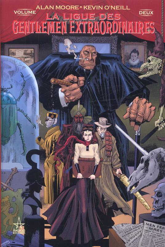 La ligue des gentlemen extraordinaires – Vol.2 : . (0), comics chez Panini Comics de Moore, O'Neill, Dimagmaliw
