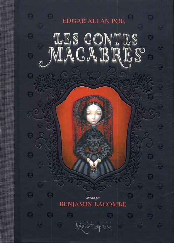 Les contes macabres, bd chez Soleil de Lacombe