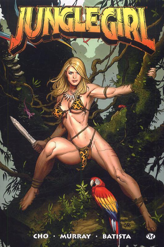 Jungle Girl T1 : Saison 1 (0), comics chez Milady Graphics de Murray, Cho, Batista, Martin jr