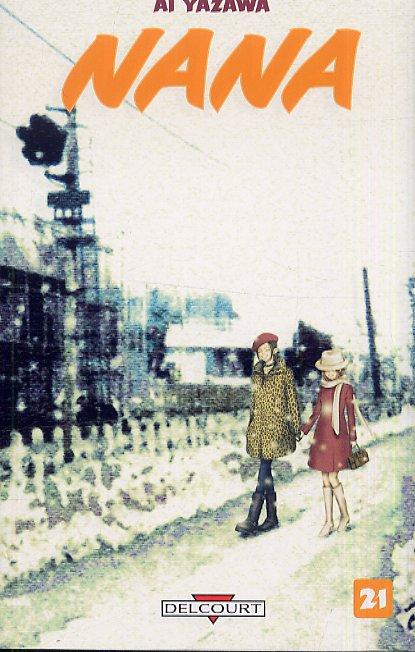 Nana T21, manga chez Delcourt de Yazawa