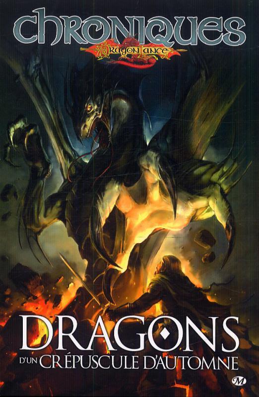 Chroniques de Dragonlance T1 : Dragons d'un crépuscule d'automne (0), comics chez Milady Graphics de Weis, Dabb, Hickman, Kurth, Raffaele, Santiko, Walpole