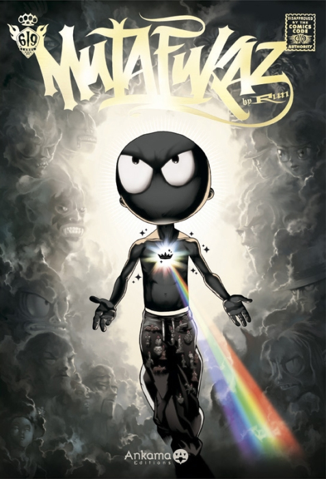 Mutafukaz T3 : Révélations (0), comics chez Ankama de Run, Jézéquel, Maudoux