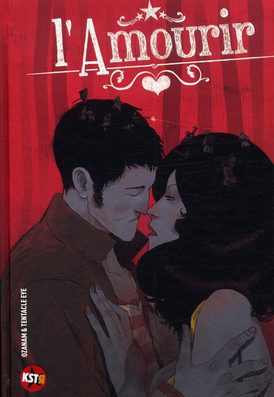 L'amourir, bd chez Casterman de Ozanam, Tentacle eye