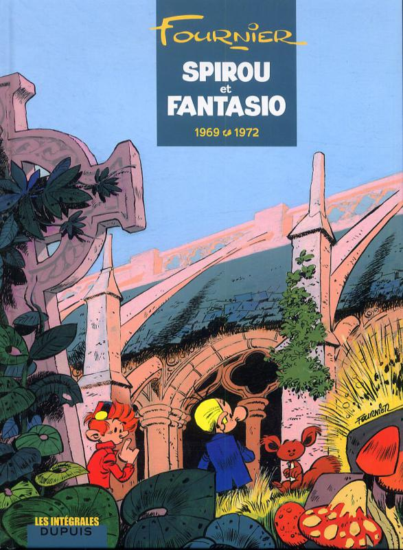 Spirou et Fantasio T9 : 1969-1972 (1), bd chez Dupuis de Fournier, Franquin