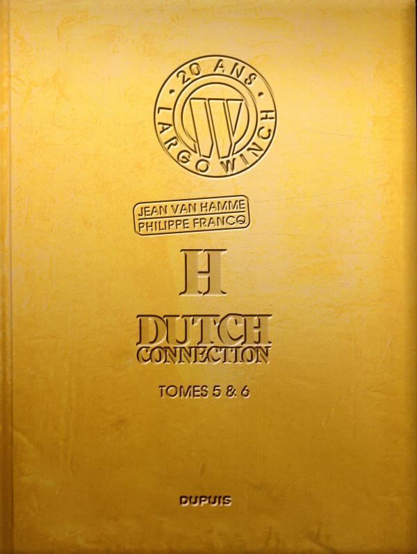 Largo Winch T3 : Tomes 5 & 6 (0), bd chez Dupuis de Van Hamme, Francq, Alluard