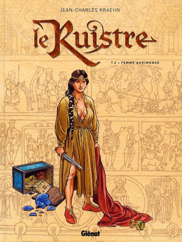 Le ruistre T2 : Femme Aurimonde (0), bd chez Glénat de Kraehn, Jambers