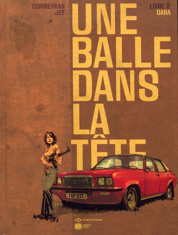 Une balle dans la tête T2, bd chez Emmanuel Proust Editions de Corbeyran, Jef
