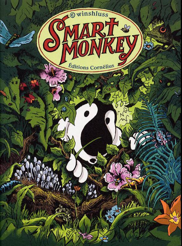 Smart Monkey, bd chez Cornelius de Winshluss