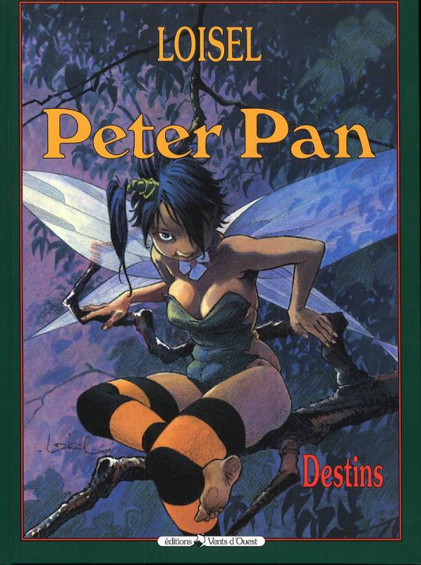 Peter Pan T6 : Destins (0), bd chez Vents d'Ouest de Loisel
