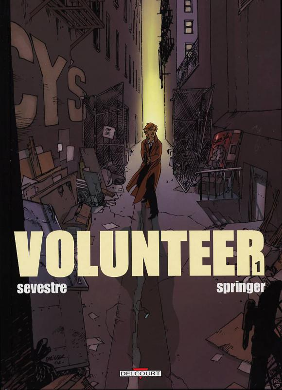 Volunteer T1, bd chez Delcourt de Sevestre, Springer