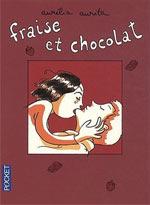 Fraise et chocolat T1, bd chez Pocket de Aurita