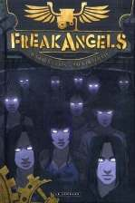 Freak Angels T1, comics chez Le Lombard de Ellis, Duffield