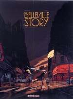 Belleville story T1 : Avant minuit (0), bd chez Dargaud de Malherbe, Perriot, Merlet