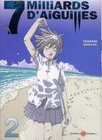 7 Milliards d'aiguilles T2, manga chez Bamboo de Tadano