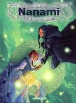 Nanami T3 : Le royaume invisible (0), bd chez Dargaud de Sarn, Corbeyran, Nauriel, Brants