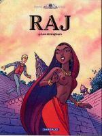 Raj T4 : Les étrangleurs (0), bd chez Dargaud de Wilbur, Conrad, Loïs