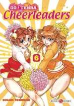 Go ! Tenba Cheerleaders T6, manga chez Bamboo de Sogabe