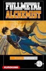 Fullmetal Alchemist T23, manga chez Kurokawa de Arakawa