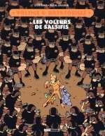 Voltige et Ratatouille T2 : Les voleurs de salsifis (0), bd chez Milan de Jousselin, Baker, Croix