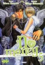 No money T5, manga chez Asuka de Kousaka, Shinozaki