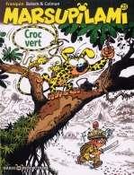 Marsupilami T23 : Croc vert (0), bd chez Marsu Productions de Colman, Batem, Cerise